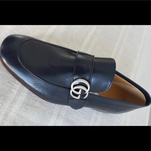 Authentic Gucci Leather Loafer